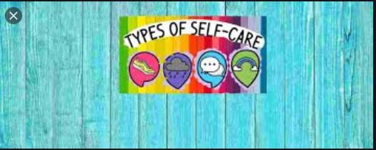 How many Areas of Self Care?