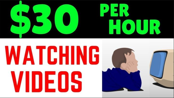 How To Make $30 Per Hour Just BY WATCHING VIDEOS Online.