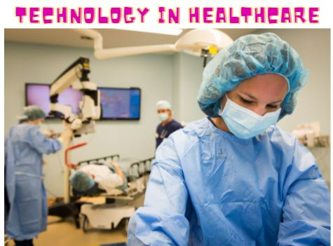 How Technology work  for healthcare?