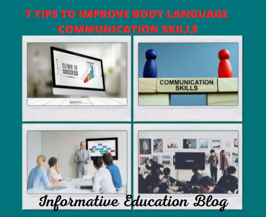 7 TIPS TO IMPROVE BODY LANGUAGE – COMMUNICATION SKILLS